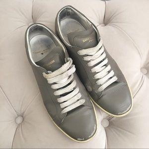 Saint Laurent Sneakers Gray